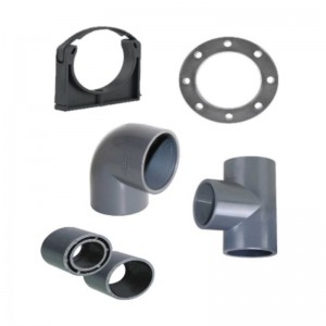 PVC Solvent Cement Fittings