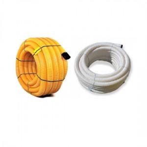 PVC Geotextile Drainage Pipes
