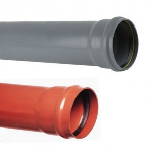 PVC Gasket Joint Pipes