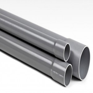 PVC Solvent Cement Joint Pipes